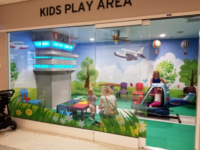 Spectrum Health Kids Port Airport Main Image